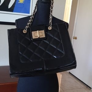 Aldo big black bag